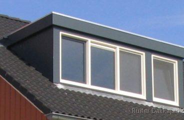 Het verschil tussen een dakkapel en een dakraam